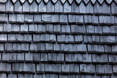 Beautiful wooden roof Stock Photography