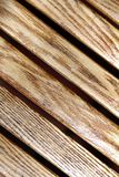 Beautiful wooden strip texture Royalty Free Stock Photography