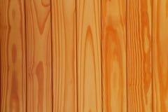 Beautiful wooden wall Stock Photography