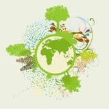 Beautiful world Stock Photo