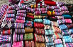 Beautiful woven belts Royalty Free Stock Photo