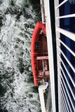 Beautiful yacht Royalty Free Stock Photography