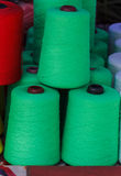 Beautiful yarn for sewing Stock Photography
