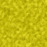 Beautiful yellow abstract seamless texture of plastic glass Stock Photos