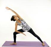 Beautiful yoga woman Royalty Free Stock Photo