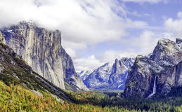 Beautiful Yosemite Royalty Free Stock Photo