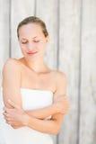 Beautiful youg woman Royalty Free Stock Photos
