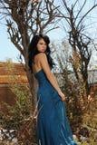 Beautiful yound model Stock Image