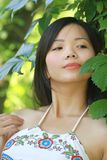 Beautiful Young Asian Female Royalty Free Stock Images