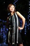 Beautiful Young Asian Woman Stock Images