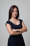 Beautiful young Asian woman. Royalty Free Stock Image