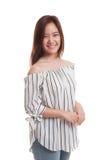 Beautiful young Asian woman. Stock Images