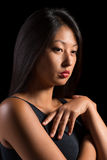 Beautiful young Asian woman Royalty Free Stock Photo