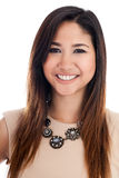 Beautiful young Asian woman portrait Stock Photo