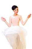 Beautiful young ballerina Royalty Free Stock Photography