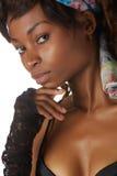 Black African Woman Stock Photos