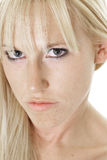 Beautiful young blonde Stock Photography