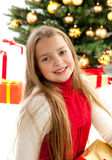Beautiful young blonde girl Royalty Free Stock Photo