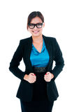 Beautiful Young Businesswoman Stock Images
