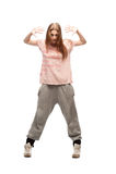 Girl hip-hop dancer Stock Photography