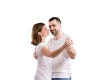 Beautiful young couple Stock Photo