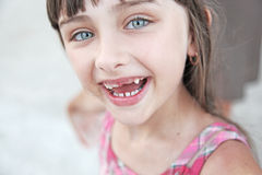 Beautiful young girl Royalty Free Stock Image
