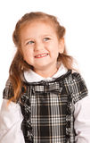 Beautiful young girl Stock Photo