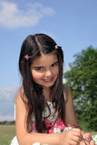 Beautiful Young Girl Royalty Free Stock Photography