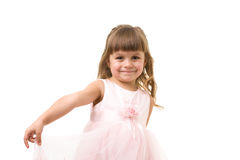 Beautiful young girl Stock Image