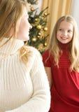 Beautiful young girls Royalty Free Stock Image