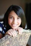 Beautiful young hispanic girl Royalty Free Stock Photo
