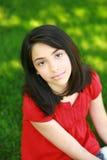 Beautiful young hispanic girl Stock Photography