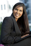 Beautiful Young Indian Asian Businesswoman Stock Photos