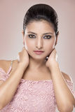 Beautiful young Indian woman Royalty Free Stock Photos