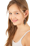 Beautiful young lady Royalty Free Stock Image