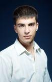 The beautiful young man Royalty Free Stock Photos