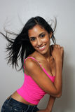 Beautiful Young Multiracial Woman (5) Royalty Free Stock Image
