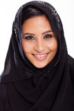Beautiful muslim woman Stock Images