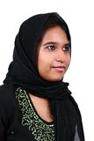 Beautiful young Pakistani girl. Stock Images