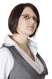 Beautiful young professional woman Stock Photography