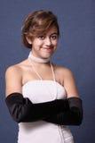 Beautiful young teen Stock Photo