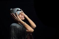 Beautiful young woman Royalty Free Stock Photos
