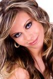 Beautiful young woman. Stock Photos