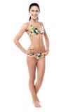 Beautiful young woman in bikini Royalty Free Stock Photos