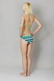 Beautiful young woman in bikini Stock Photo