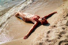 Summer Relax Stock Photos
