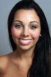 Beautiful Young Woman, Headshot Royalty Free Stock Photo