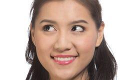 Asian teen girl Royalty Free Stock Photo