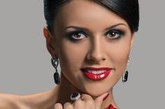 Beautiful Young Woman portrait Stock Image