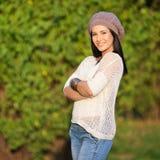 Beautiful young woman Royalty Free Stock Photo